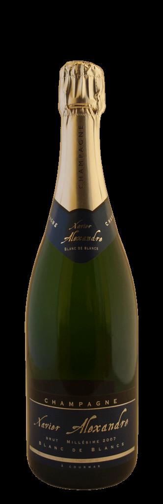 Champagne Xavier Alexandre Blanc de Blancs 2007