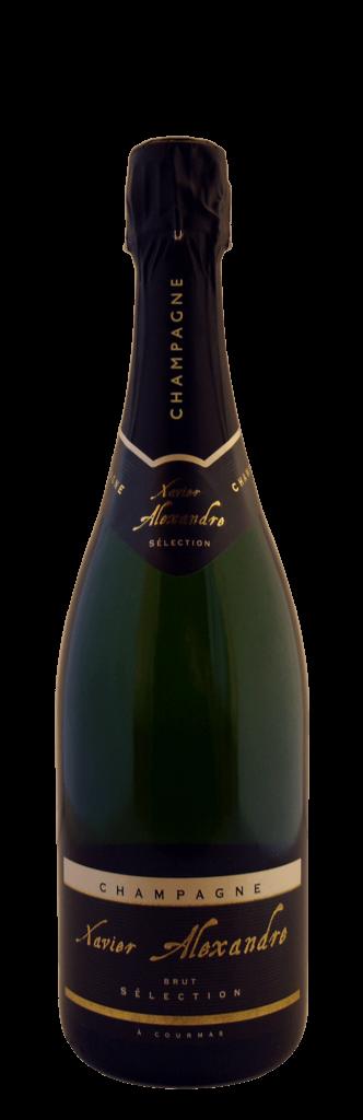 Champagne Xavier Alexandre Brut Sélection