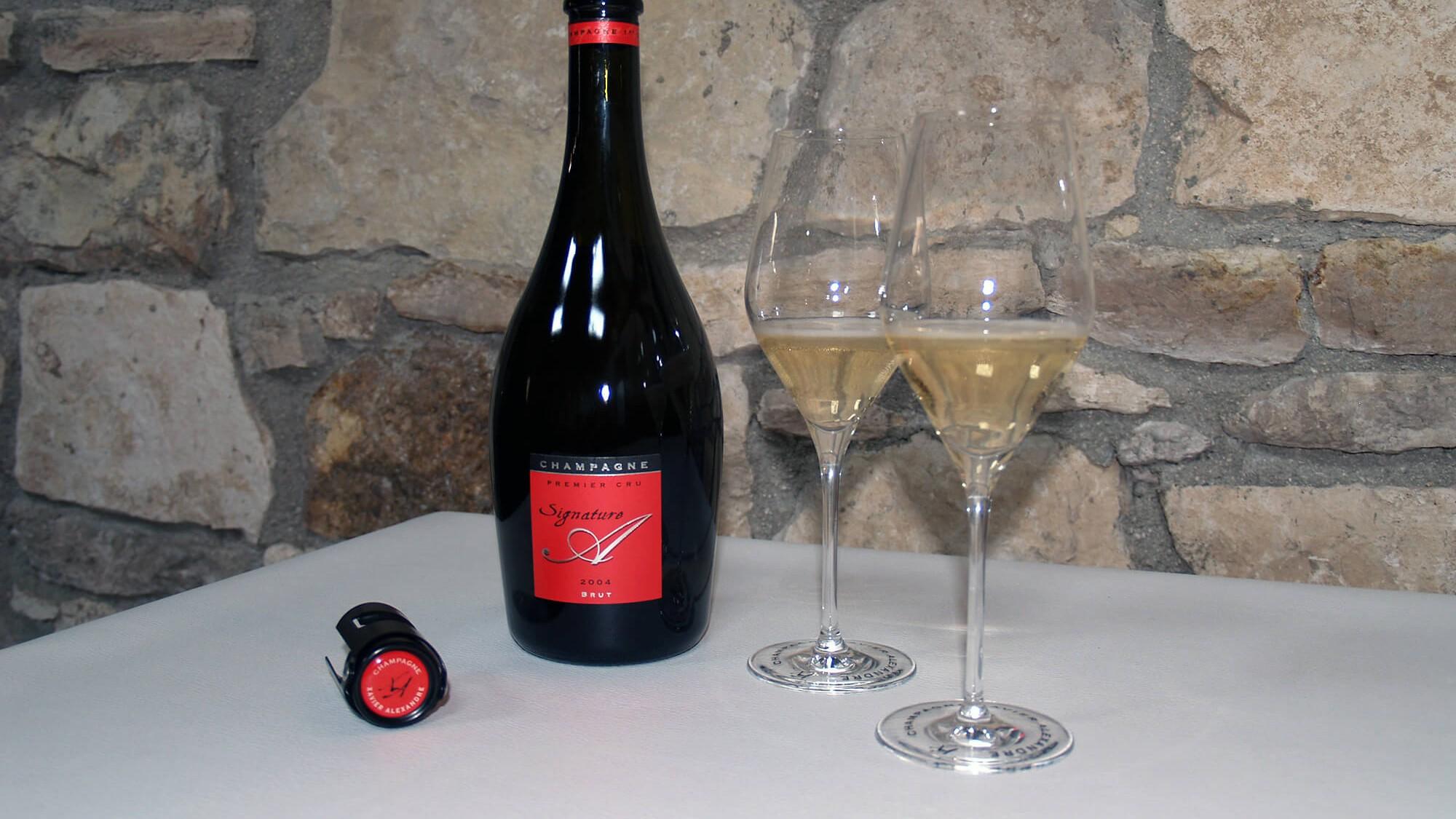 Champagne Xavier Alexandre Signature Brut 1er Cru 2004